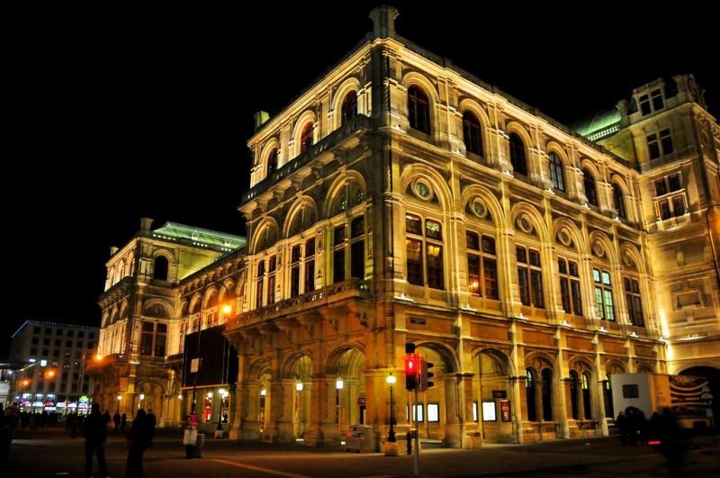 Венская Государственная Опера-онлайн. Высокое искусство и новые технологии