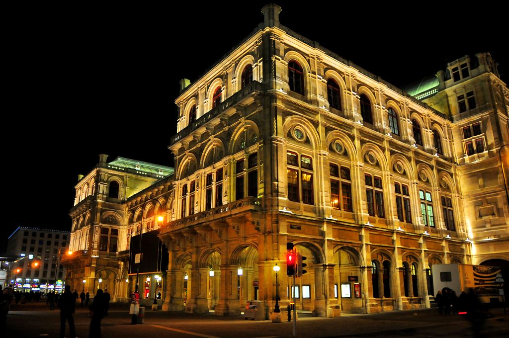 Венская государственная опера wiener