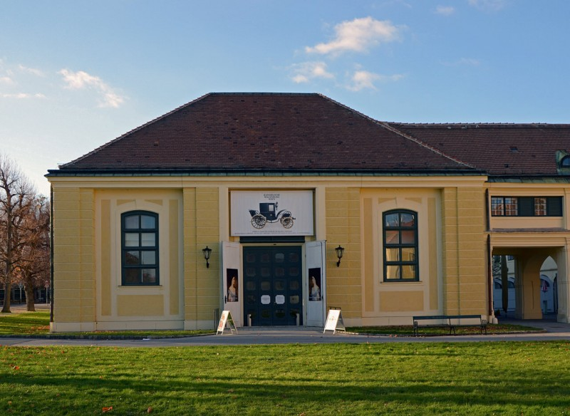 Музей императорских карет (Kaiserliche Wagenburg Wien)