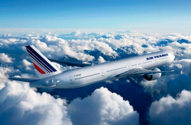 Скидки на билеты в Париж от Air Franсe