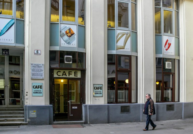 Кофейня Гавелка