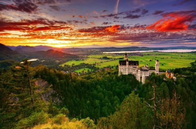 Что Вы можете посоветовать посмотреть в Баварии?