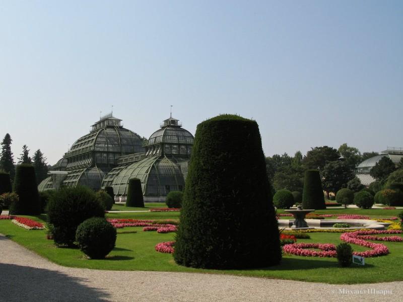 Пальмовый Дом (Palmenhaus)