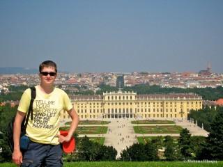 Мои любимые места в Вене
