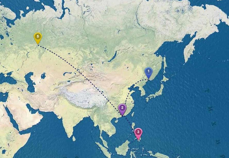 Оптимизируем маршрут – экономим на авиабилетах