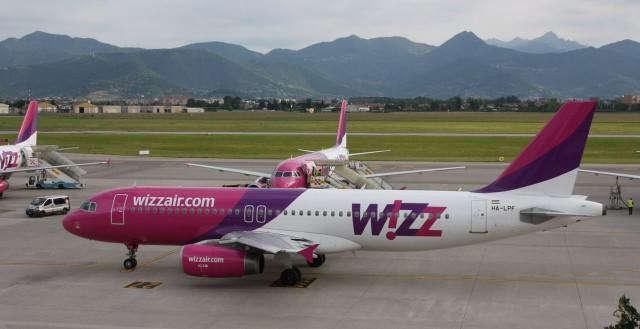 WizzAir постепенно развивает маршруты рейсов из Калининграда (Фото limetwr)