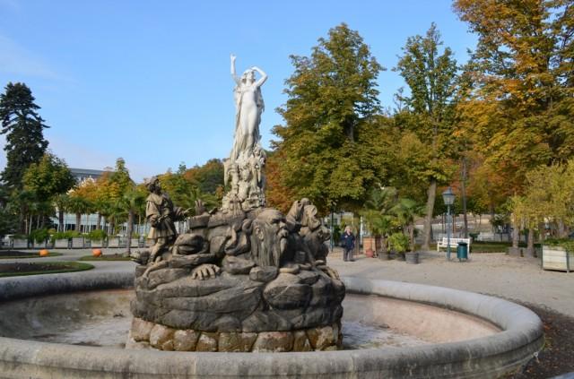 Осень в Вене
