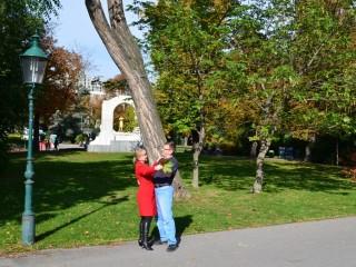 Осень в Вене. Часть I (рассказ Натальи)