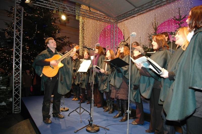Музыкальный Адвент в Вене