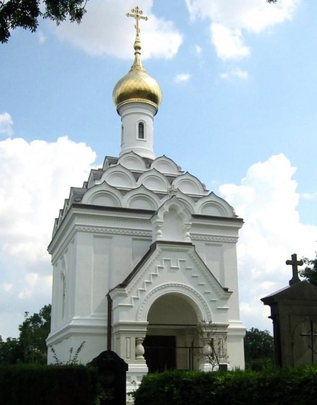 Церковь Лазаря Четверодневного (Friedhofskirche zum heiligen Lazarus)