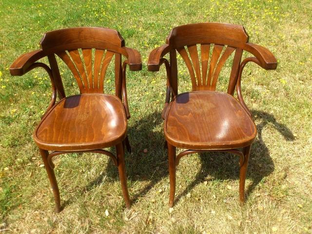 Венские стулья (Bugholzstühle)