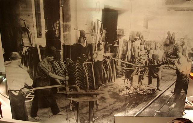 Фабрика «Братья Тонет» (Gebrüder Thonet)