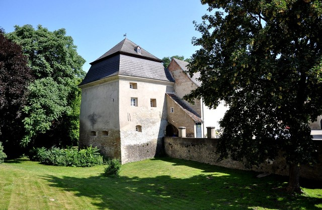 Замок Рорау (Schloss Rohrau)
