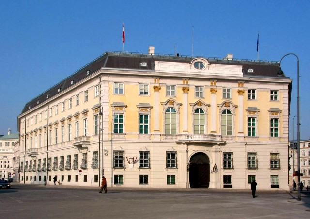 Государственная канцелярия (Bundeskanzleramt)