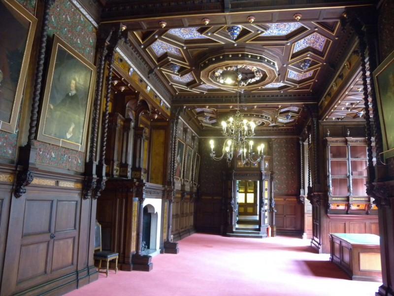 Замок Графенэгг (Schloss Grafenegg)