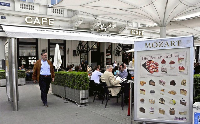 Кафе «Моцарт» (Cafe Mozart)