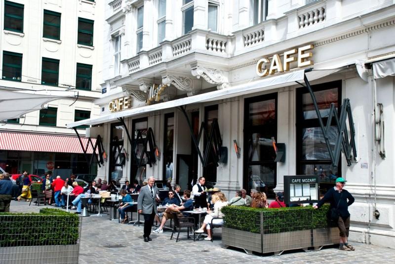 Кафе «Моцарт»