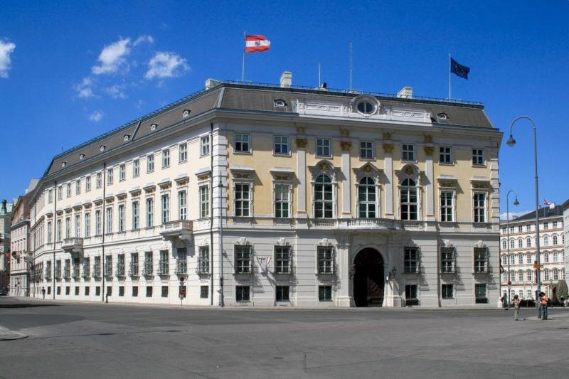 Федеральная канцелярия Австрии (Bundeskanzleramt)