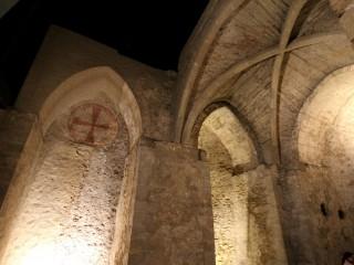 Подземная каплица Святого Вергилия