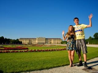 Императорский дворец Шёнбрунн