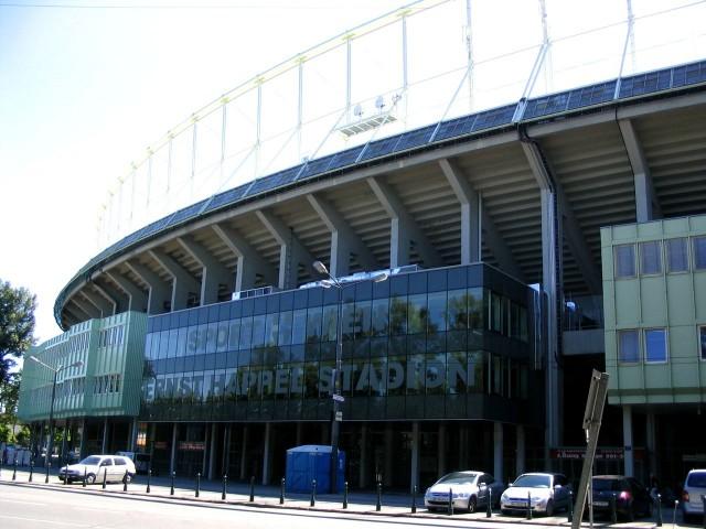 Стадион «Эрнст Хаппель» (Ernst-Happel-Stadion)