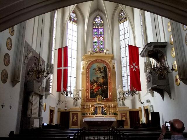 Мальтийская церковь (Malteserkirche)