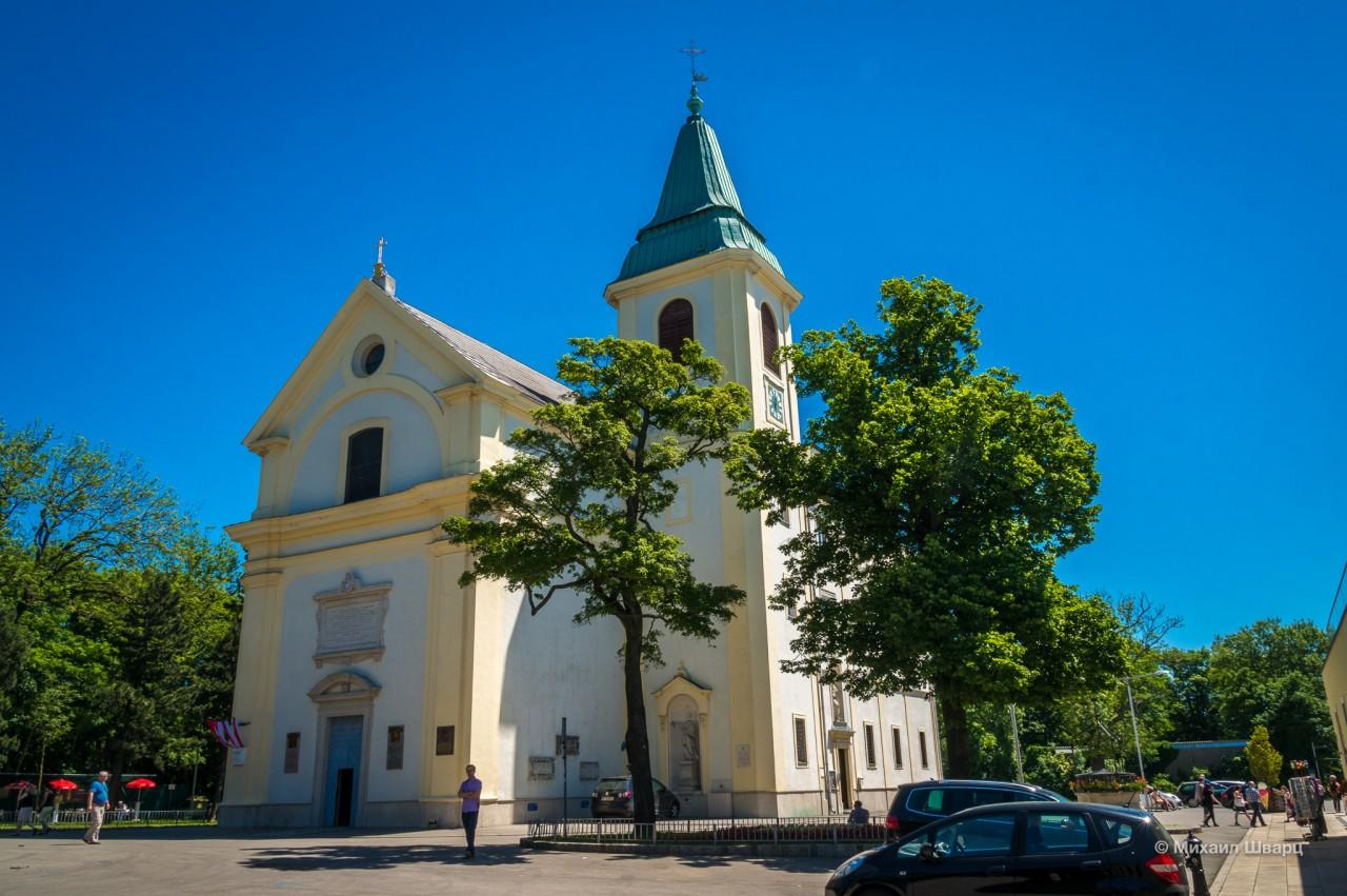 Церковь Св. Иосифа (Josefskirche)
