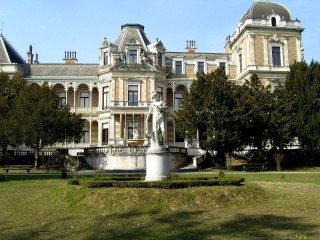 Вилла Меркурий – романтичный «Дворец мечты»