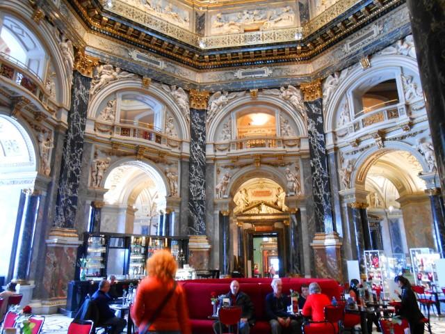Кафе музея