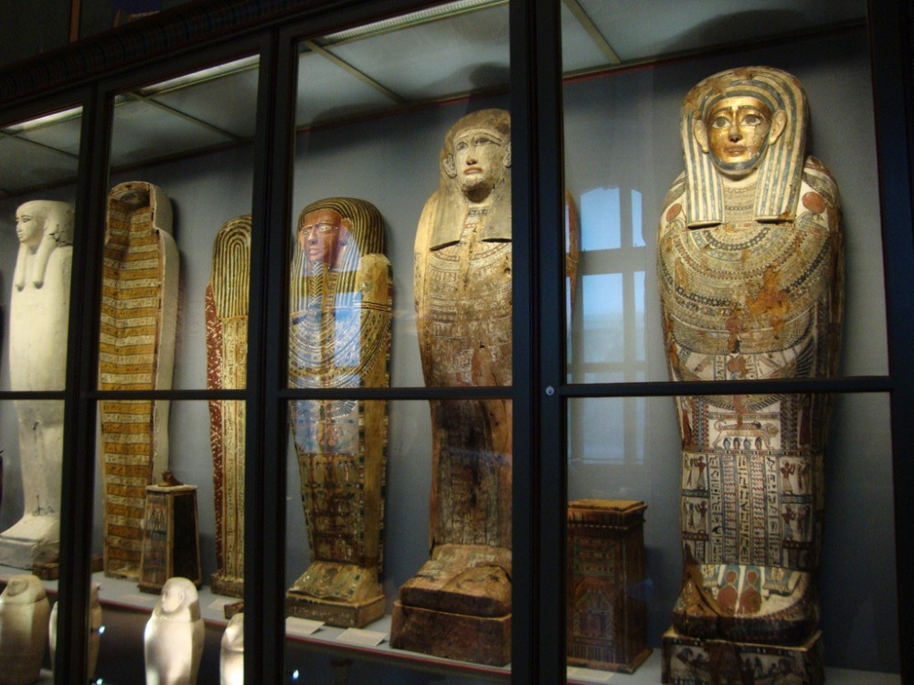 Коллекция Древнего Египта