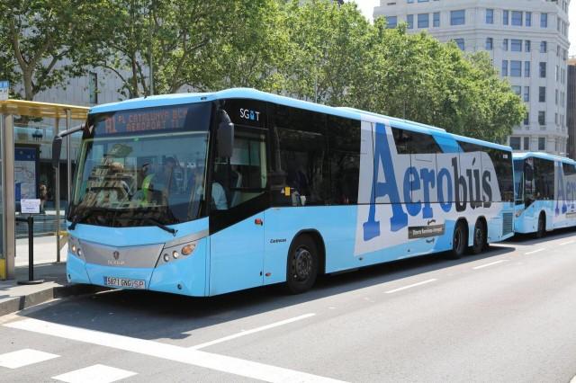 Бюджетный способ доехать из аэропорта Барселоны (Фото martin)