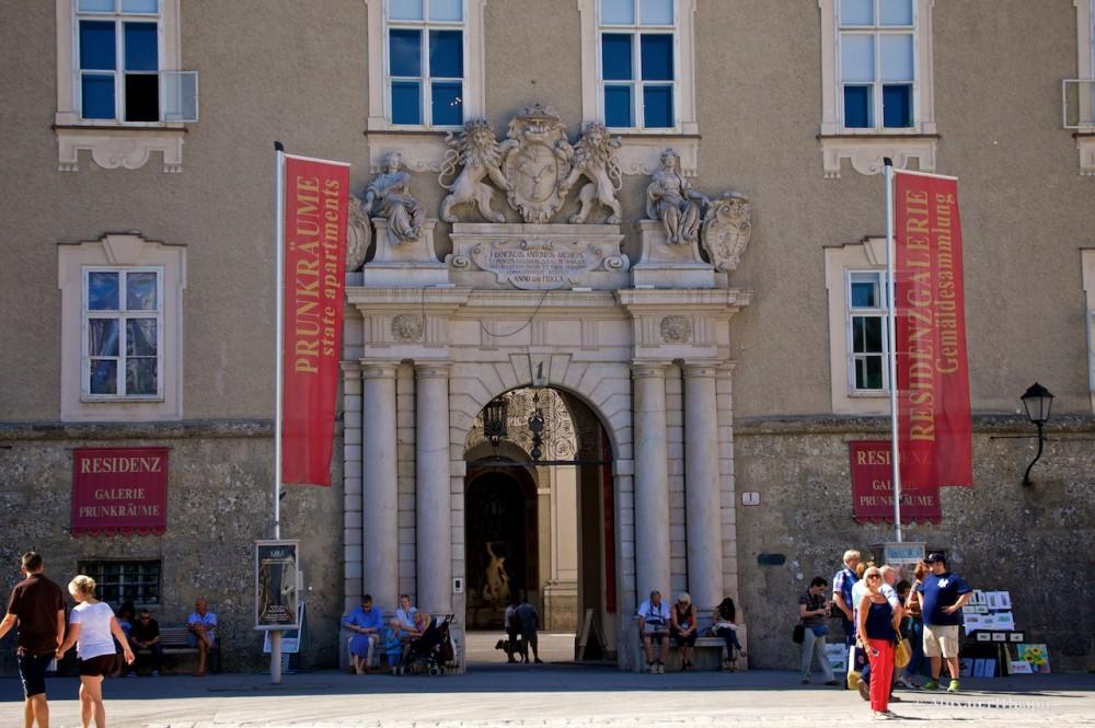 Зальцбургская галерея в Резиденции (Residenzgalerie)