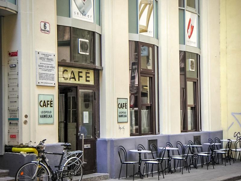 Кафе Гавелка
