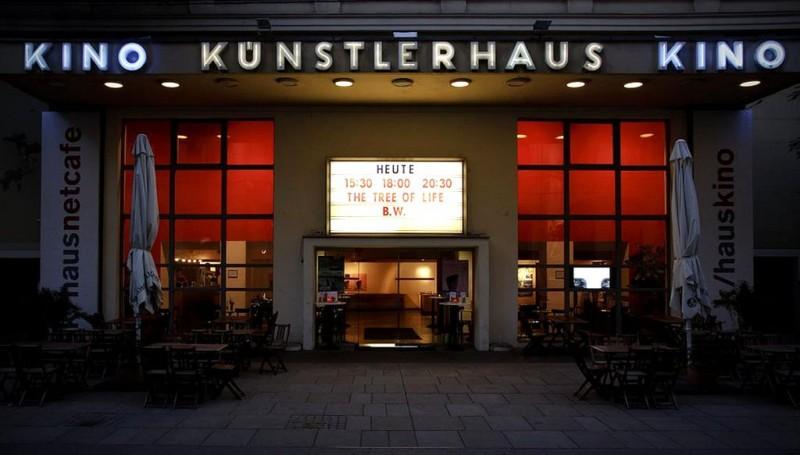 Кинотеатр в Künstlerhaus