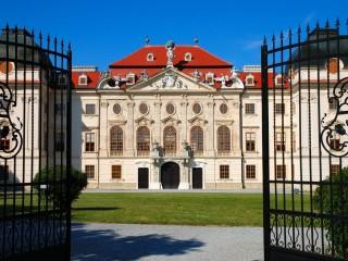 Замок Ригерсбург — барочный дворец в Нижней Австрии