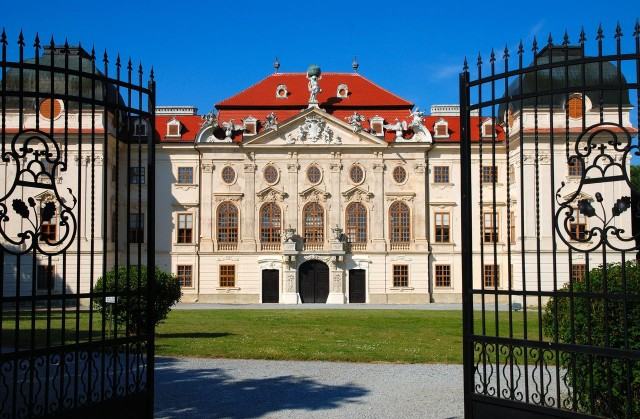 Замок Ригерсбург (Schloss Riegersbur)