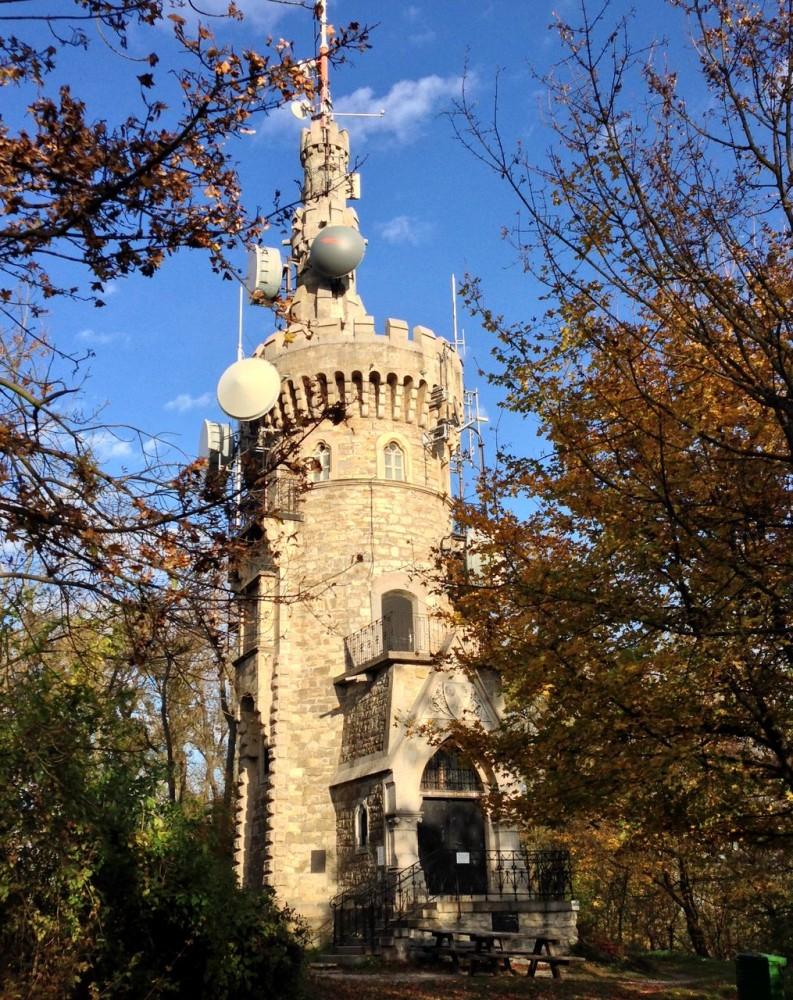 Смотровая башня Habsburgwarte