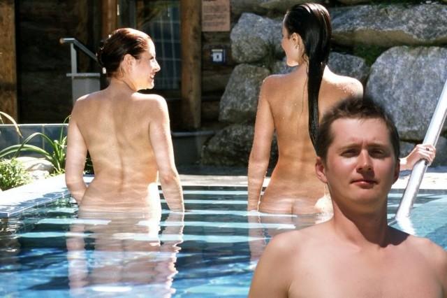 Как я парился в нудистских банях Австрии