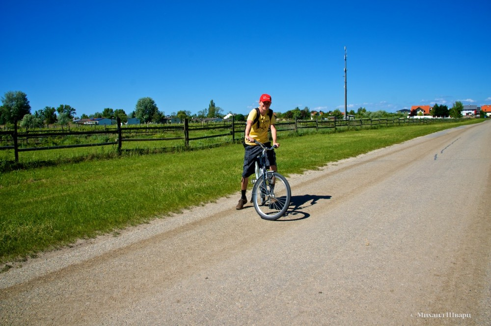 На велосипеде веселее