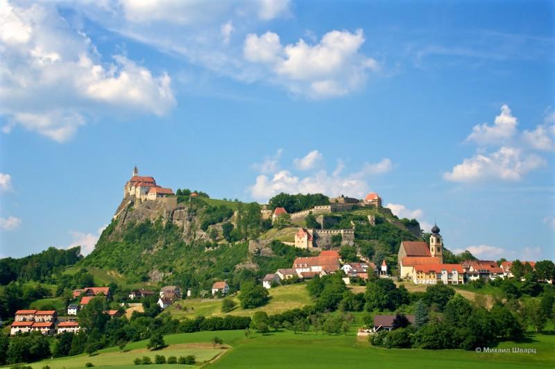 Крепость Ригерсбург