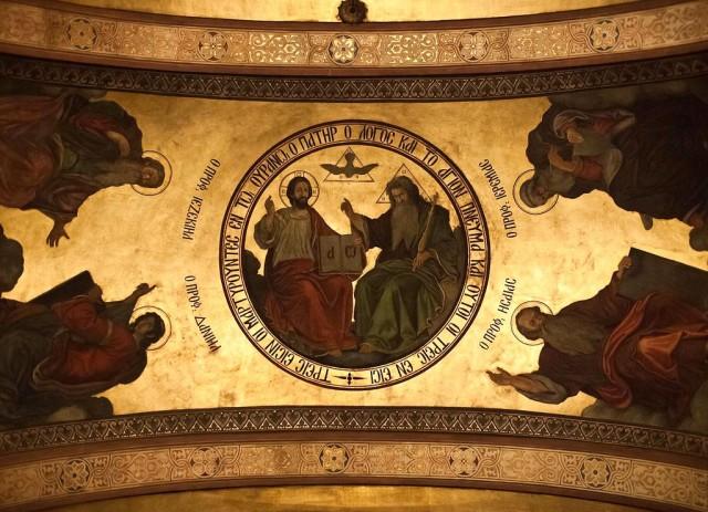 Греческая православная церковь Святой Троицы (Griechenkirche zur Heiligen Dreifaltigkeit)