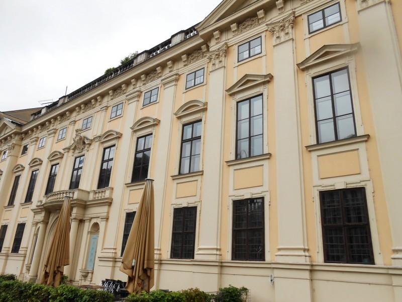 Дворец Харрах (Palais Harrach)