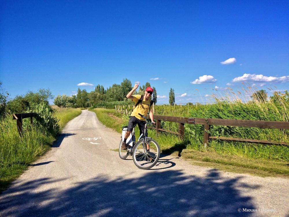 Катайтесь на велосипедах – это весело