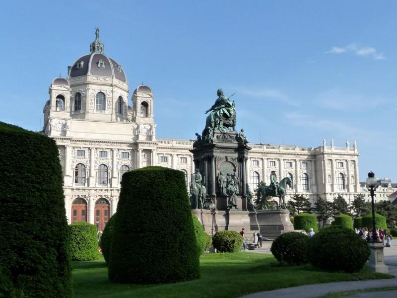 Музей истории искусств на площади Марии Терезии