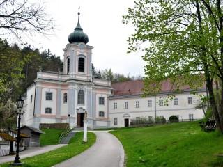 Паломнический храм Мариахфильберг в Гутенштайне