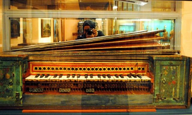 Собрание старинных музыкальных инструментов (Sammlung alter Musikinstrumente)
