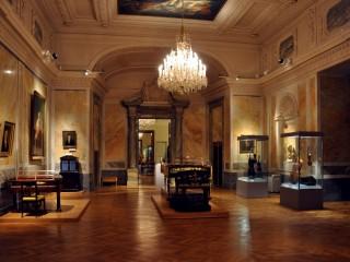 Музей музыкальных инструментов во Новом Хофбурге