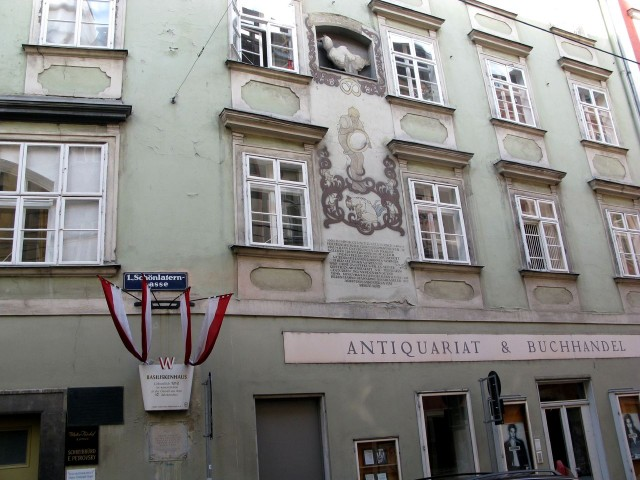Домом Василиска (Basilikenhaus)
