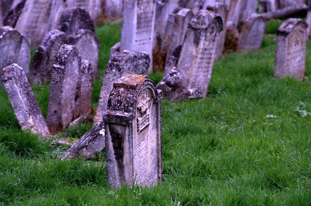 Еврейское кладбище Айзенштадта