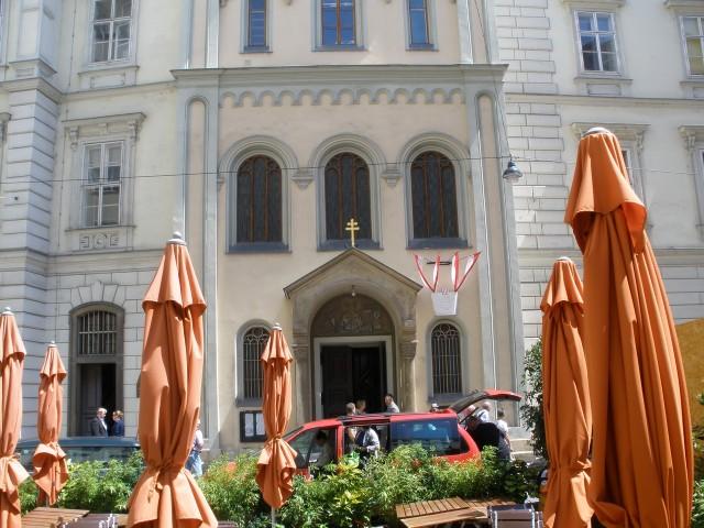 Церковь Святой Великомученицы Варвары (Barbarakirche)